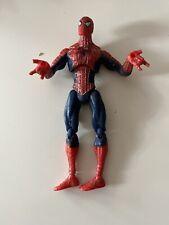 "Marvel Spider-Man 3 Movie 5"" Action Figure W/ Web Spinning Hands Hasbro 2006"