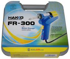 Hakko FR300-05/P (FR-300) Handheld Desolder Gun Through Hole Replaces 808-KIT/P