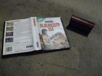 Rambo III (Sega Master System, 1988)