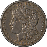 1879-CC Morgan Silver Dollar Nice XF Nice Eye Appeal Nice Strike