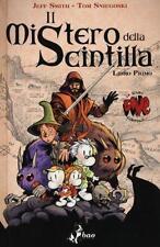 BONE - IL MISTERO DELLA SCINTILLA - LIBRO PRIMO - ROMANZO BAO PUBLISHING - NUOVO