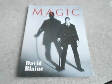 FEB 1999 MAGIC magazine DAVID BLAINE
