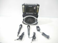 New ListingKaraoke Usa Gf844 Complete Karaoke System with 2 Microphones, Remote Control, 7�