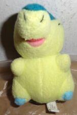 "Pokemon Plush apprx.4""1999 Doll figure Japan Bandai mini friends cyndaquil"