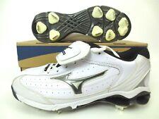 Men's MIZUNO 9 SPIKE Classic Low G5 LC Baseball Cleats 320357-0090 Shoes Sz 9