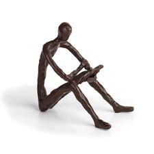 Danya B Leisure Reading Bronze Sculpture - ZD14010