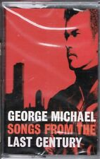MUSICASSETTA  GEORGE MICHAEL SONGS FROM THE LAST CENTURY  MUSICAL CASSETTE