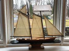 "Vintage Yacht Sail Boat ""America"""
