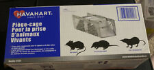 Havahart 1020 Live Animal Cage Trap Two Door Mouse Mole b