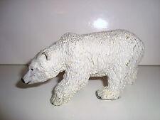 FIGURINE OURS POLAIRE BEAR PAPO 2003 (6x12cm)
