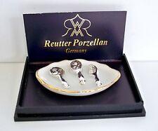 1:12 - Reutter Miniatur - Frisierset - 4 teilig Puppenhaus  Neu
