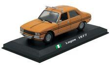 Peugeot 504 - Lagos Taxi - Nigeria 1977 - 1/43 (No14)