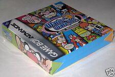WarioWare, Inc: Mega Microgame$ (Game Boy Advance)...NEW! h-seam!