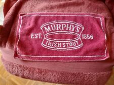 New listing Murphys Irish Beer Est 1856 Vintage Beer Ale Bar Towel! Irish stout. Rare