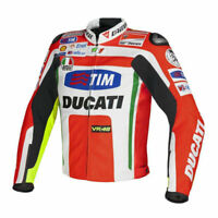 Ducati Motorbike Racing Leather Jacket Motorcycle Jacket