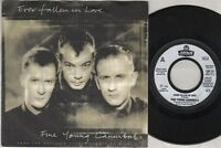 """FINE YOUNG CANNIBALS Ever Fallen In Love  7"""" Ps, B/W Couldn'T Care More, Lon 121"""