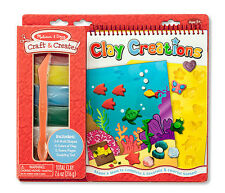 CRAFT & CREATE CLAY CREATIONS (MELISSA & DOUG)
