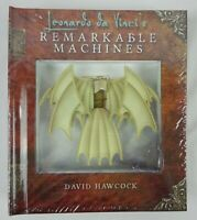 Leonardo Da Vinci's Remarkable Machines by David Hawcock Pop Up Book