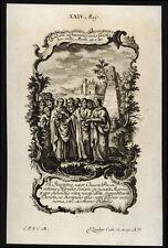 santino incisione1700 S.GIOVANNA DI CUSA   klauber