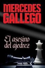 El Asesino Del Ajedrez by Mercedes Gallego (2013, Paperback)
