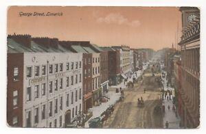 Ireland , Co.Limerick, Limerick, George Street.