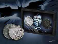 Batman The Dark Knight Replica Harvey Dent & Two-Face Coins Noble Collection