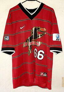 MLS Dallas Burn Nike 1997 Alain Sutter Home Soccer Jersey