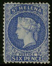 St Helena   1871-74   Scott # 3   Mint Lightly Hinged