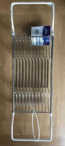 Bathrooms Bath Rack 50x210x630-820mm Vintage bath Caddie Basket Tray
