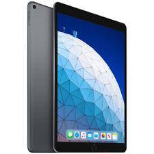 Apple iPad Air (3rd Generation) 64GB, Wi-Fi, 10.5in - Space Gray Icloud Lock