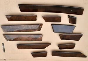 BMW E34 Wood Trim Set 1993-1995
