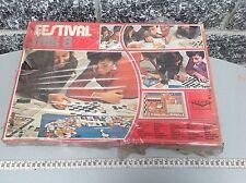 Vintage Anni 70 Gioco Da Tavolo Festival Mix 8 Giochi Riuniti Isat Made In Italy