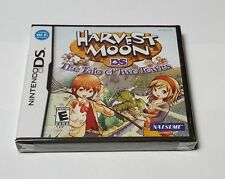 Harvest Moon DS: The Tale of Two Towns (Nintendo DS, 2011)