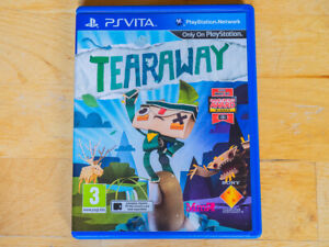 Tearaway for Sony Playstation PS Vita