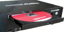 Cocktail Audio Pro X100 2TB CD Grabadora, Streamer, NAS Ripper con DSD playback