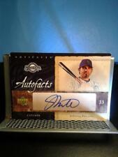 johnny Estrada Authentic Autofacts, Signature