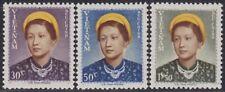 VIETNAM EMPIRE N°14/16** Impératrice Nam-Phuong, 1952 South Vietnam Sc#14-16 MNH