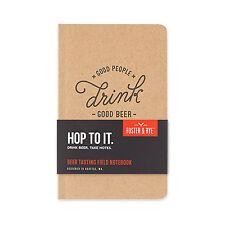 Beer Tasting Field Notebook
