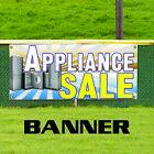 Appliance Sale Fridge Microwave Kitchen Advertising Vinyl Banner Sign photo