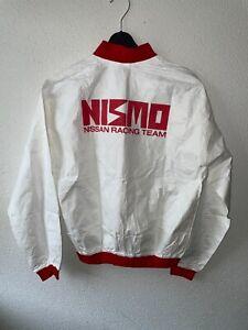 Nismo Old Logo Bomber Jacket Vintage Rare R32 R33 S13 Apparel Sweater JDM HKS
