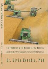 La Teolosis y la Mision de la Iglesia (2014, Paperback)