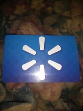 Walmart * Used Collectible Gift Card No Value * FD-66865