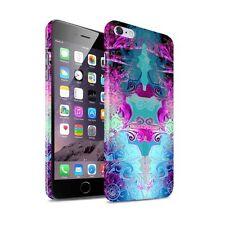 Housses et coques anti-chocs bleus brillants iPhone 6 pour téléphone mobile et assistant personnel (PDA)