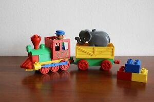 Lego Duplo Train Set 3770-1 My First Train 100% complete