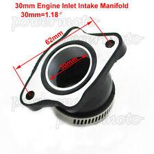 30mm aggiornamento Carburatore Collettore Di Aspirazione Adatto ATV Quad 200cc 250 ccbuggy MOTO DA CROSS