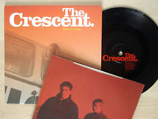 """The Crescent Test Of Time + Inner A1 B1 UK 7"""" Hut HUT157 2002 NM/NM"""