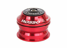 MOSSO Internal Cycle Headset Red MTB Bike