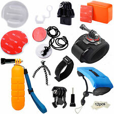 Kit Accessori Surf KiteSurf Per Go Pro GoPro Hero 6 5 4 3+ 3 2 SjCam Mar Acqua