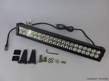 LED Arbeitsscheinwerfer Zusatzscheinwerfer light bar 2-reihig 120W IP67 10V-30V