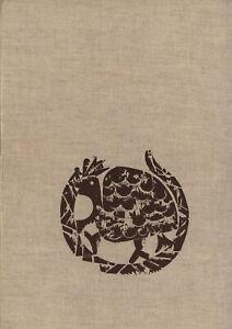 Grieshaber - Neruda: Die Höhen von Macchu Picchu (1965). Sign. Vorzugsausgabe.